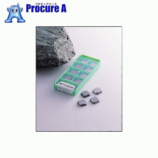 三菱 フライスチップ 超硬 TPMN220412 UTI20T 10個▼168-8146 三菱マテリアル(株) MITSUBISHI