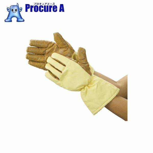 TRUSCO クリーンルーム用耐熱手袋 33CM フリーサイズ TPG-651 ▼286-9055 トラスコ中山(株)