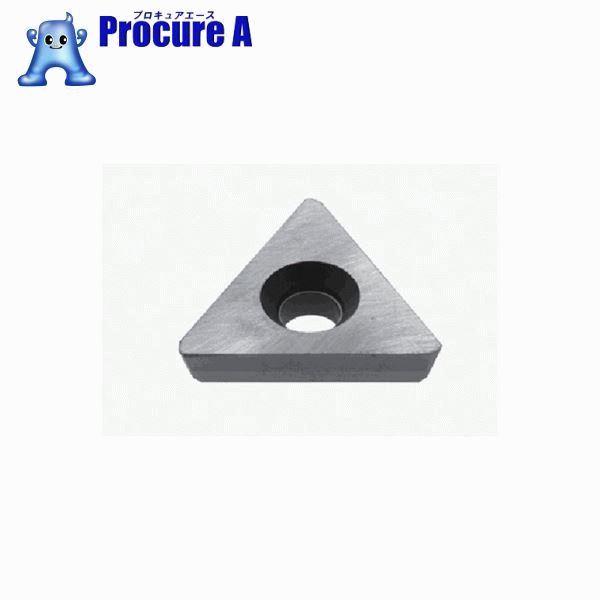 タンガロイ 旋削用G級ポジTACチップ 超硬 TPGA160308 TH10 10個▼345-5017 (株)タンガロイ