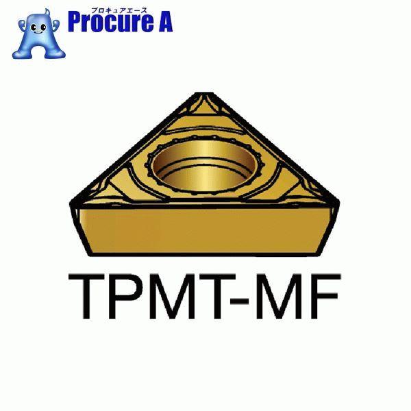 サンドビック コロターン111 旋削用ポジ・チップ 1125 COAT TPMT 11 03 02-MF 1125 10個▼610-7290 サンドビック(株)コロマントカンパニー