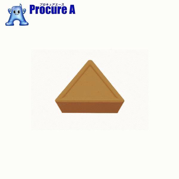 タンガロイ 旋削用M級ポジTACチップ COAT TPMR160304-24 T9115 10個▼704-5727 (株)タンガロイ