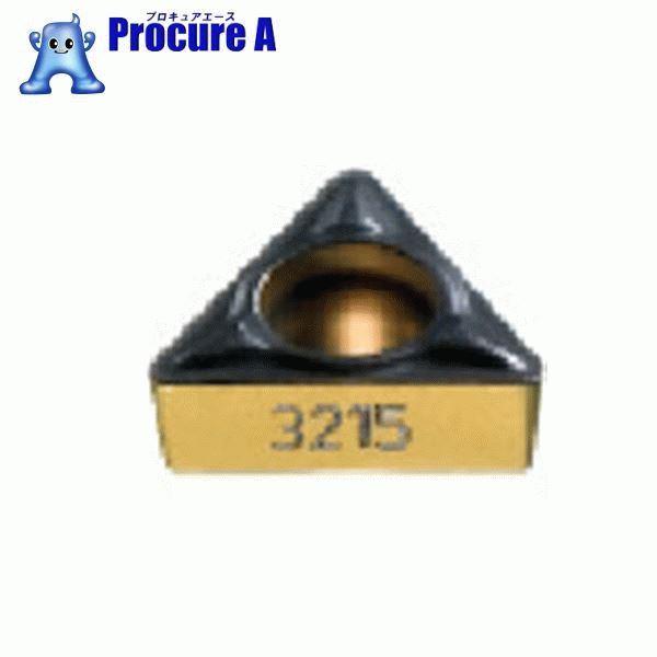 サンドビック コロターン111 旋削用ポジ・チップ 3215 COAT TPMT 16 T3 04-KF 3215 10個▼694-4060 サンドビック(株)コロマントカンパニー