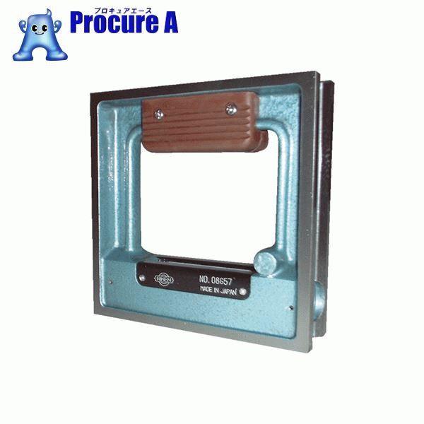 TRUSCO 角型精密水準器 A級 寸法150X150 感度0.02 TSL-A1502 ▼239-7226 トラスコ中山(株)