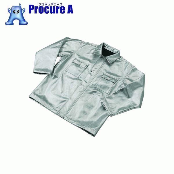 TRUSCO スーパープラチナ遮熱作業服 上着 XLサイズ TSP-1XL ▼287-8879 トラスコ中山(株)