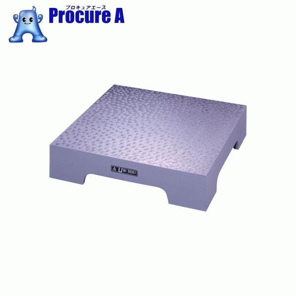 ユニ 箱型定盤(機械仕上)300x450x60mm U-3045 ▼374-9851 (株)ユニセイキ