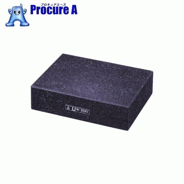 ユニ 石定盤(0級仕上)200x200x50mm U0-2020 ▼466-5201 (株)ユニセイキ