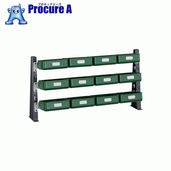 TRUSCO UPR型ライトビンラック卓上用 K-20HX12個 UPR-ML1803KL ▼330-4574 トラスコ中山(株)