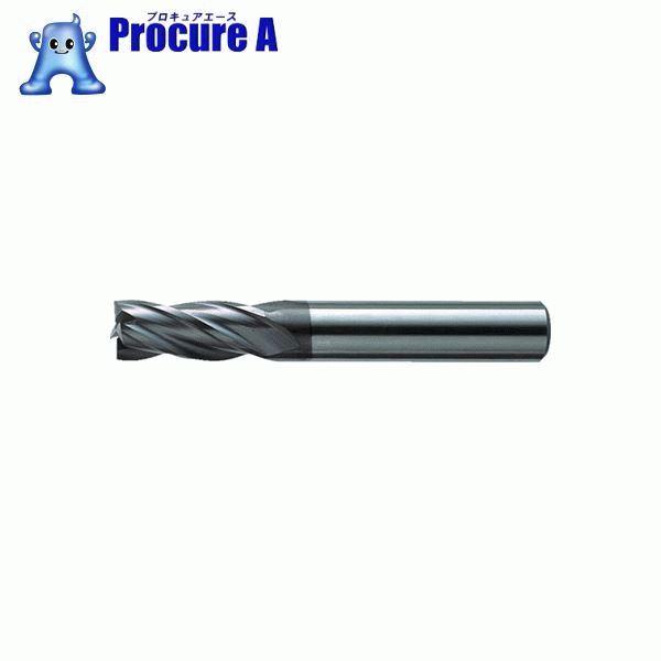 三菱K ミラクル超硬エンドミル VC4MCD0800 ▼110-7992 三菱マテリアル(株)