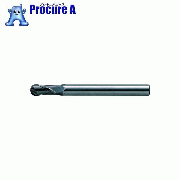 三菱K ミラクル超硬ボールエンドミル VC2MBR0300 ▼114-1902 三菱マテリアル(株)