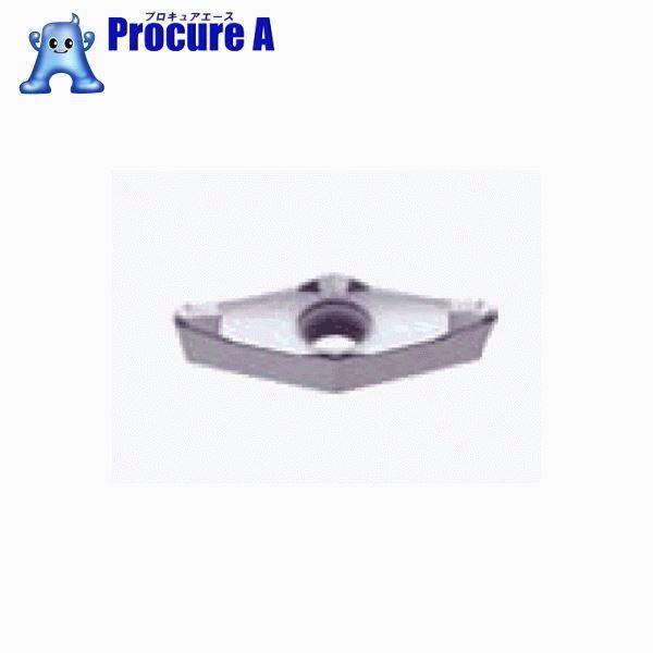 タンガロイ 旋削用G級ポジTACチップ KS05F VCGT160408-AL ▼345-7125 (株)タンガロイ