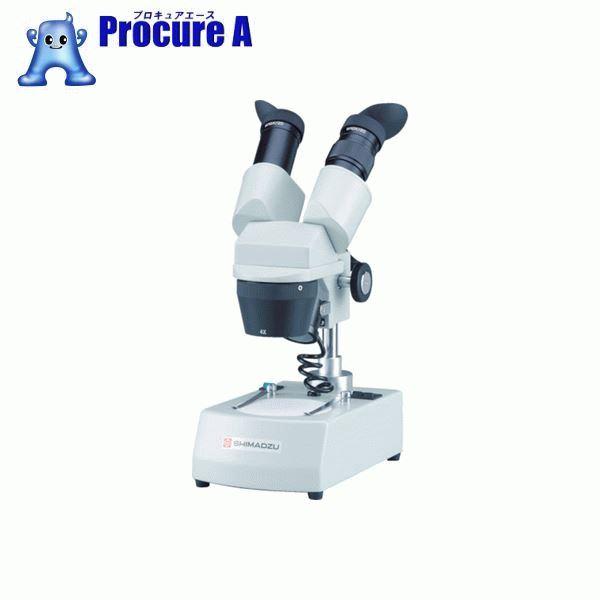 島津 実体顕微鏡 VCT-VBL1E ▼453-7041 (株)島津理化
