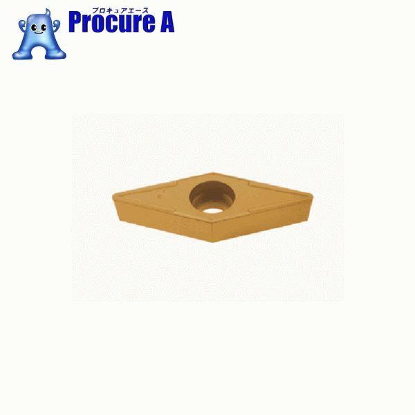 タンガロイ 旋削用M級ポジTACチップ COAT VCMT160404-24 T9115 10個▼704-5981 (株)タンガロイ