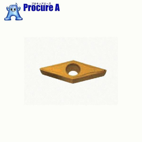タンガロイ 旋削用M級ポジTACチップ GT9530 CMT VBMT160404-PF GT9530 10個▼709-3063 (株)タンガロイ