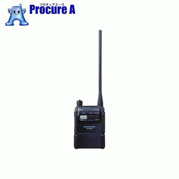 スタンダード 同時通話片側通話両用トラ VLM-850A ▼393-6996 八重洲無線(株)