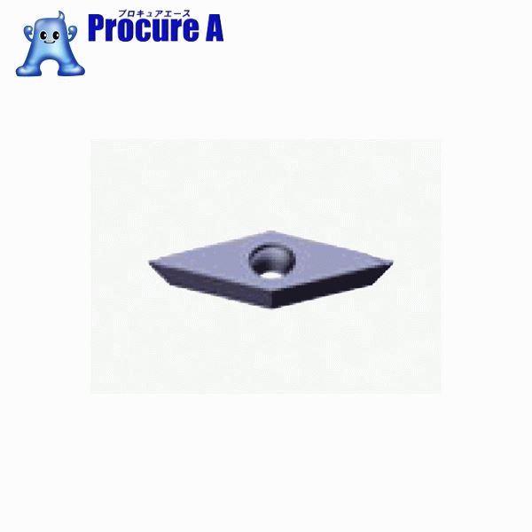 タンガロイ 旋削用G級ポジTACチップ COAT VPET080201MFL-JRP SH730 10個▼703-7821 (株)タンガロイ