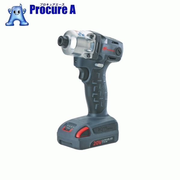 IR 1/4インチ 充電インパクトドライバー(20V) W5111-K22-JP ▼821-7923 Ingersoll Rand社