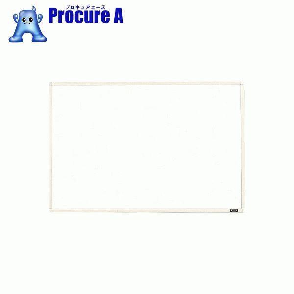 TRUSCO スチール製ホワイトボード 白暗線 白 900X1200 白 WGH-112SA W ▼288-4909 トラスコ中山(株)
