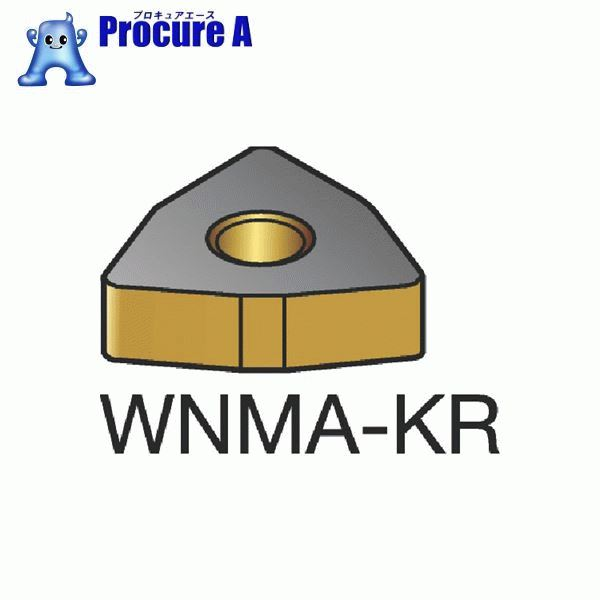 サンドビック T-Max P 旋削用ネガ・チップ 3210 COAT WNMA 08 04 12-KR 3210 10個▼695-2305 サンドビック(株)コロマントカンパニー