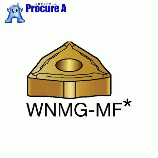 サンドビック T-Max P 旋削用ネガ・チップ 4235 10個 WNMG080408-MF 4235 ▼339-5481 サンドビック(株)コロマントカンパニー