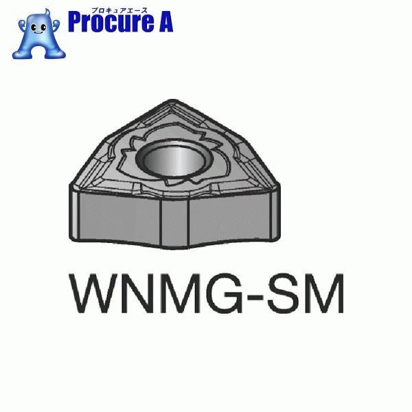 サンドビック T-Max P 旋削用ネガ・チップ WNMG080408-SMR 10個▼605-9091 サンドビック(株)コロマントカンパニー