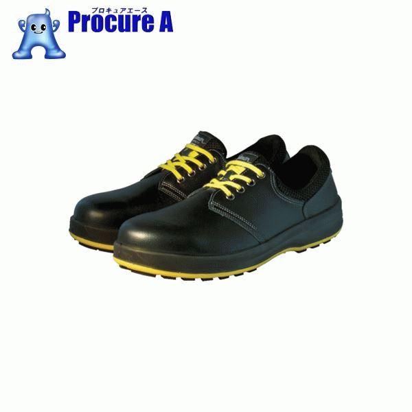 シモン 安全靴 短靴 WS11黒静電靴K 29.0cm WS11BKSK-29.0 ▼757-0724 (株)シモン