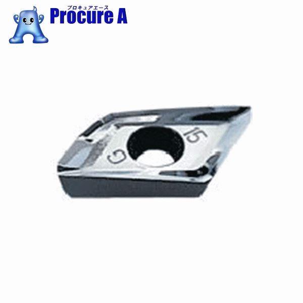 三菱 P級超硬カッター用ポジチップ COAT XDGT1550PDFR-G12 TF15 10個▼659-8382 三菱マテリアル(株) MITSUBISHI