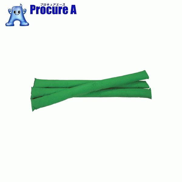JOHNAN 油吸収材 アブラトール チューブ Φ6.6×100cm グリーン YT-100G 40本▼433-1931 JOHNAN(株)