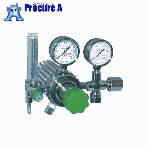 ヤマト フィン付圧力調整器 YC-2F YC-2F ▼434-6629 ヤマト産業(株)