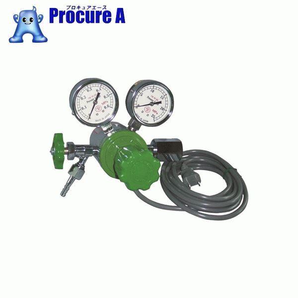 ヤマト ヒーター付圧力調整器 YR-507V-2 YR-507V-2 ▼434-6742 ヤマト産業(株)