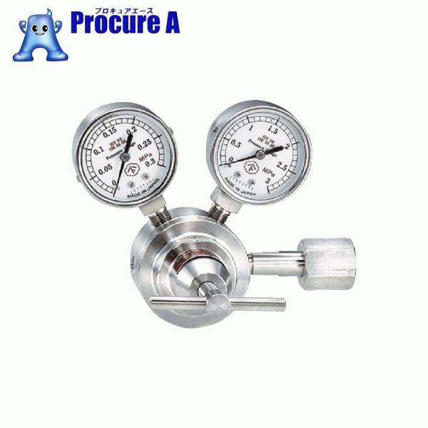 ヤマト 腐食性ガス用圧力調整器 YS-1 YS-1NH3 ▼434-6947 ヤマト産業(株)