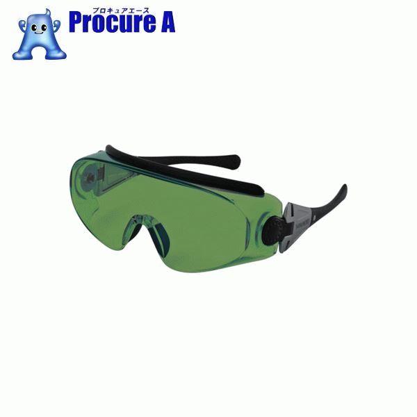 スワン レーザ光用一眼型保護めがね YL-760 YAG ▼454-7420 山本光学(株)