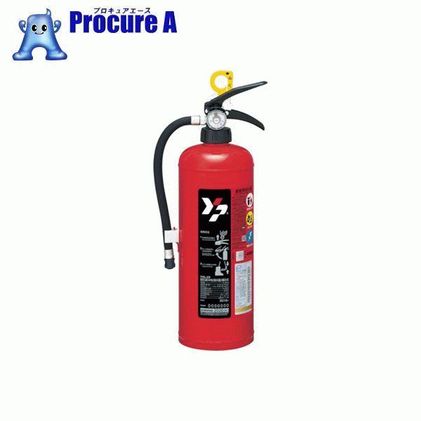 ヤマト 中性強化液消火器8型 YNL-8X ▼792-3635 ヤマトプロテック(株)
