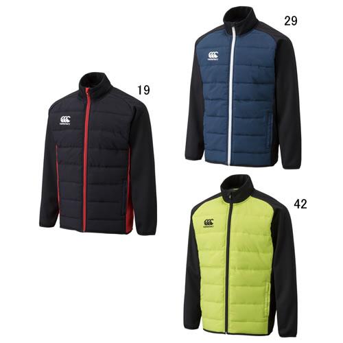 カンタベリー【CANTERBURY】インサレーションウインドジャケット 超特価セール RG77513