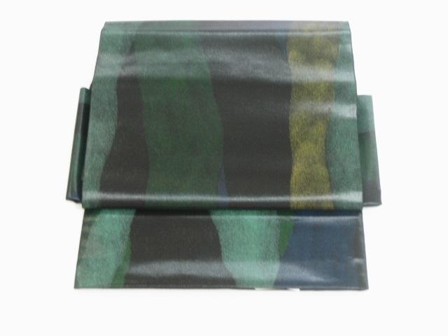 袋帯 /軽装帯「正絹」【送料無料】