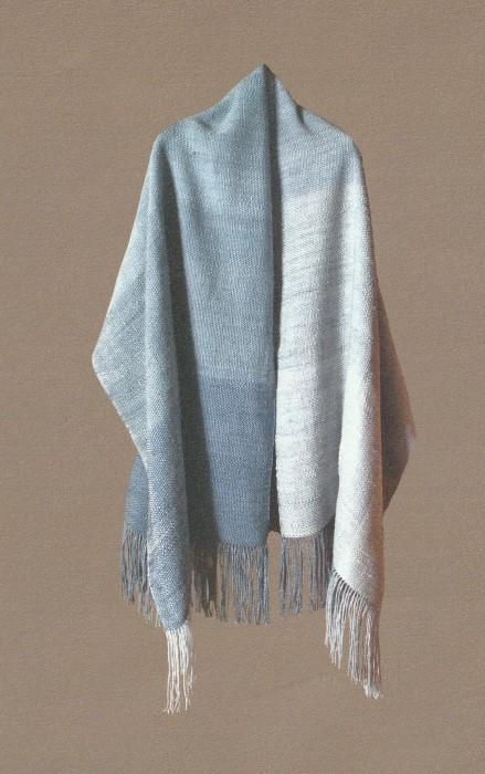 心地よく上質なぬくもりを 真綿まとうショール 売れ筋ランキング 送料無料 多色 結城紬真綿まとうショール 今ダケ送料無料 冬の日のモザイク