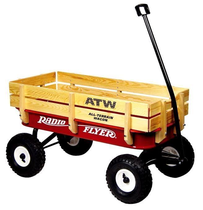 ★正規代理店商品★ ラジオフライヤー #22W トラヴェラー ATW 100周年記念モデル Radio Flyer Trav-Ler Wagon ATW