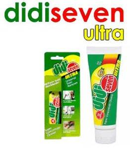 Didi Didi Seven (Didi 7) seven ■ Ultra Universal Stain Remover (2 oz tube) sold more than 2,000万 this ディーディーセブン world.! -Multi-purpose cleaner-