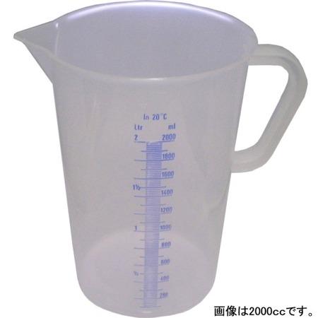 10cc単位の正確計量カップ PP水マス 安売り 500cc 公式ショップ