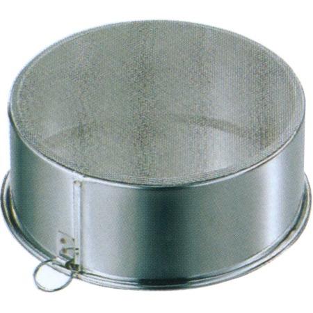 うらごし ふるい兼用の定番 こし器 漉し器 サービス こしき 高額売筋 18-8ステンレスうらごし 21cm