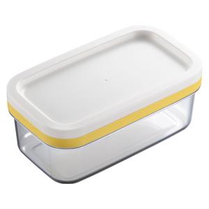 曙産業 税込 バターカッティングケース バターカッター バターケース ギュッとひと押しで ファクトリーアウトレット カットできちゃうバターケース 使いやすいうす切りに ST-3005