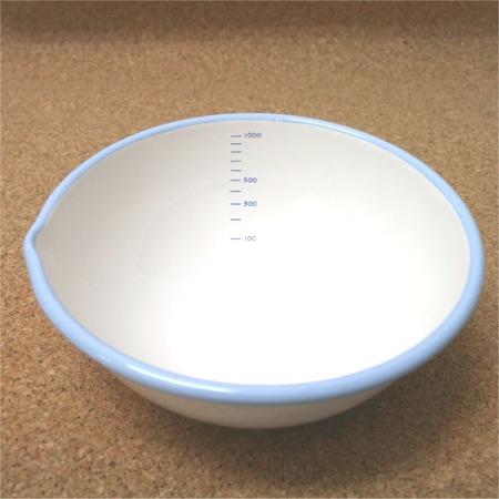 品質に定評 富士ホーロー社製 富士ホーロー ハニーウェアビームス 格安 価格でご提供いたします 高い素材 ホーローボール 18cm