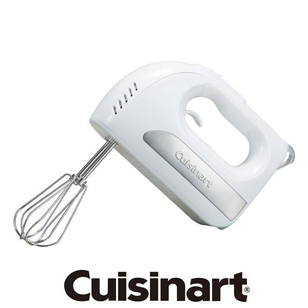 未使用 静音なのにハイパワー Cuisinart クイジナート サイレント HM-PRO6J パワー ハンドミキサー 引出物