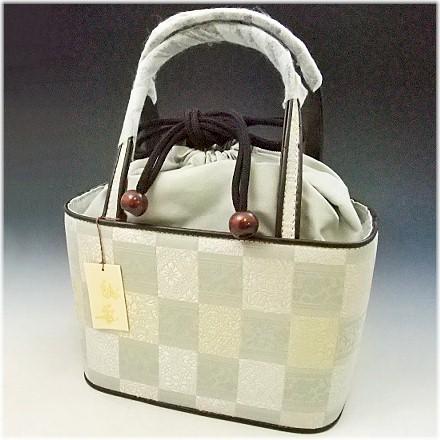 高級 帯地使用 バッグ カバン 和装バッグ 和装 着物 鞄 お洒落 送料無料