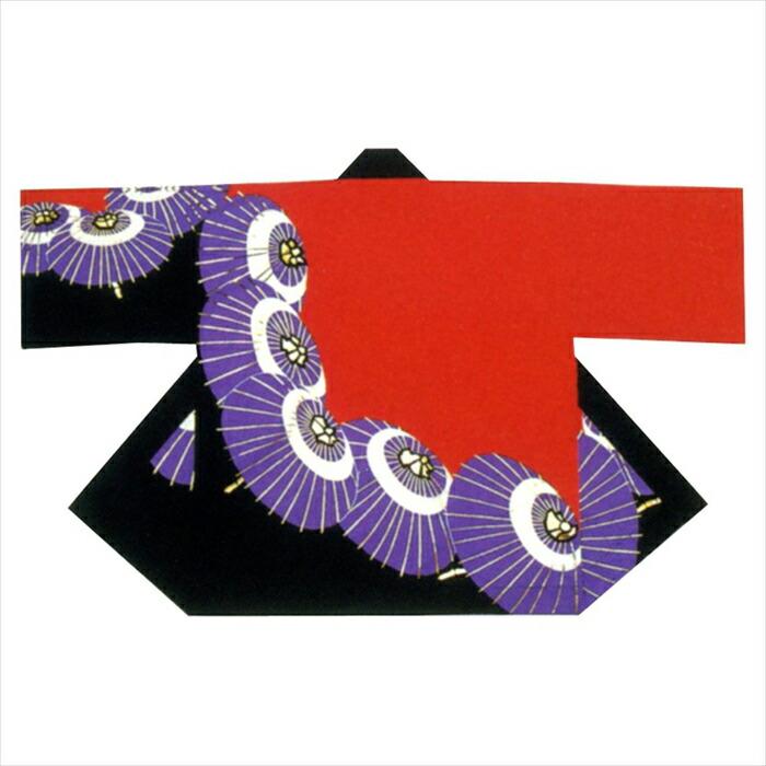 祭り 半纏 (sわ9422) 傘 赤 袢天 袢纏 はっぴ 法被 まつり 衣装 【お取り寄せ商品 1点までメール便可】