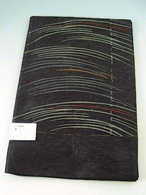 京袋帯 未仕立 芝草 帯 京袋 和服 着物 きもの 八寸 帯