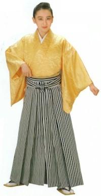 縞袴 袴 縞 はかま (mi縞8547) 舞台 衣装 着物 きもの 日舞 日本舞踊 【お取り寄せ商品】