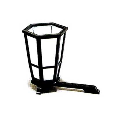 手燭 踊り 小道具 (s3170) 送料無料 日舞 日本舞踊 時代劇 大衆演劇 歌舞伎 【お取り寄せ商品】