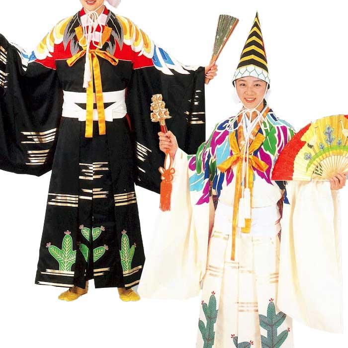 三番叟 さんばそう (s8308-09) 衣裳 踊り 舞台 ステージ 着物 袴 セット 【受注生産】