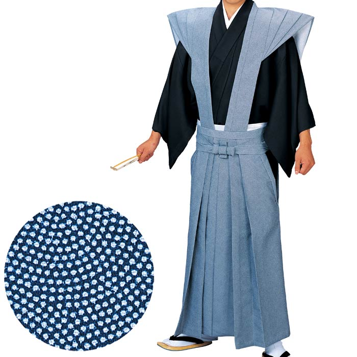 裃 かみしも 花菱 (郷5604) 衣装 ハコマチ 神社 節分 豆まき