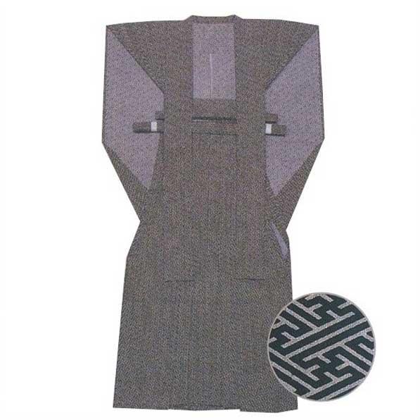 裃 かみしも 紗綾型 (s裃8674) 衣装 ハコマチ 神社 節分 豆まき 送料無料 【お取り寄せ商品】